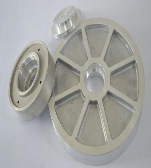 锌铝压铸件数控车加工